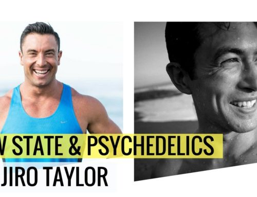 Flow State and Psychedelics With Jiro Taylor