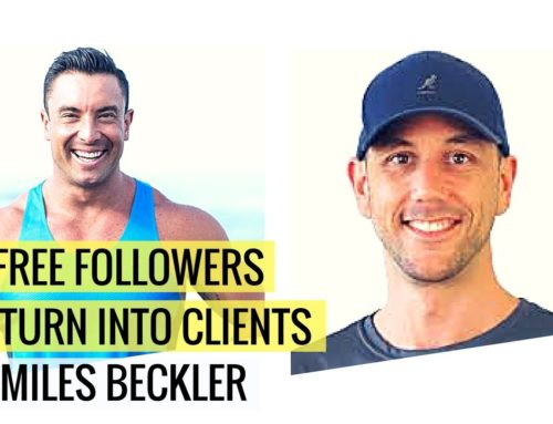 Mastering YouTube To Have A Flood Of New Clients with Miles Beckler