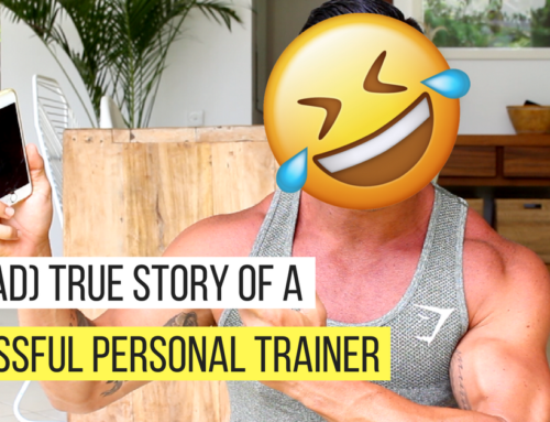 """The (Sad) True Story Of The Life Of A """"Successful"""" Personal Trainer"""