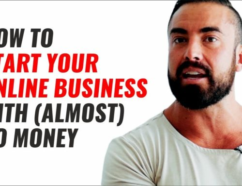 How To Start Your Online Personal Training Business (With Almost No Money)